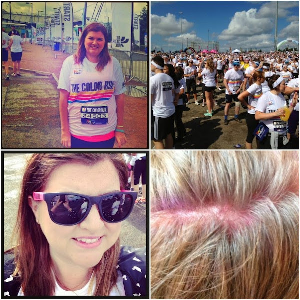 The Color Run in MANCHESTER!