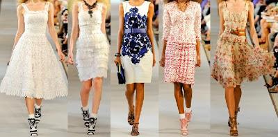 vestidos muy informales pero elegantes