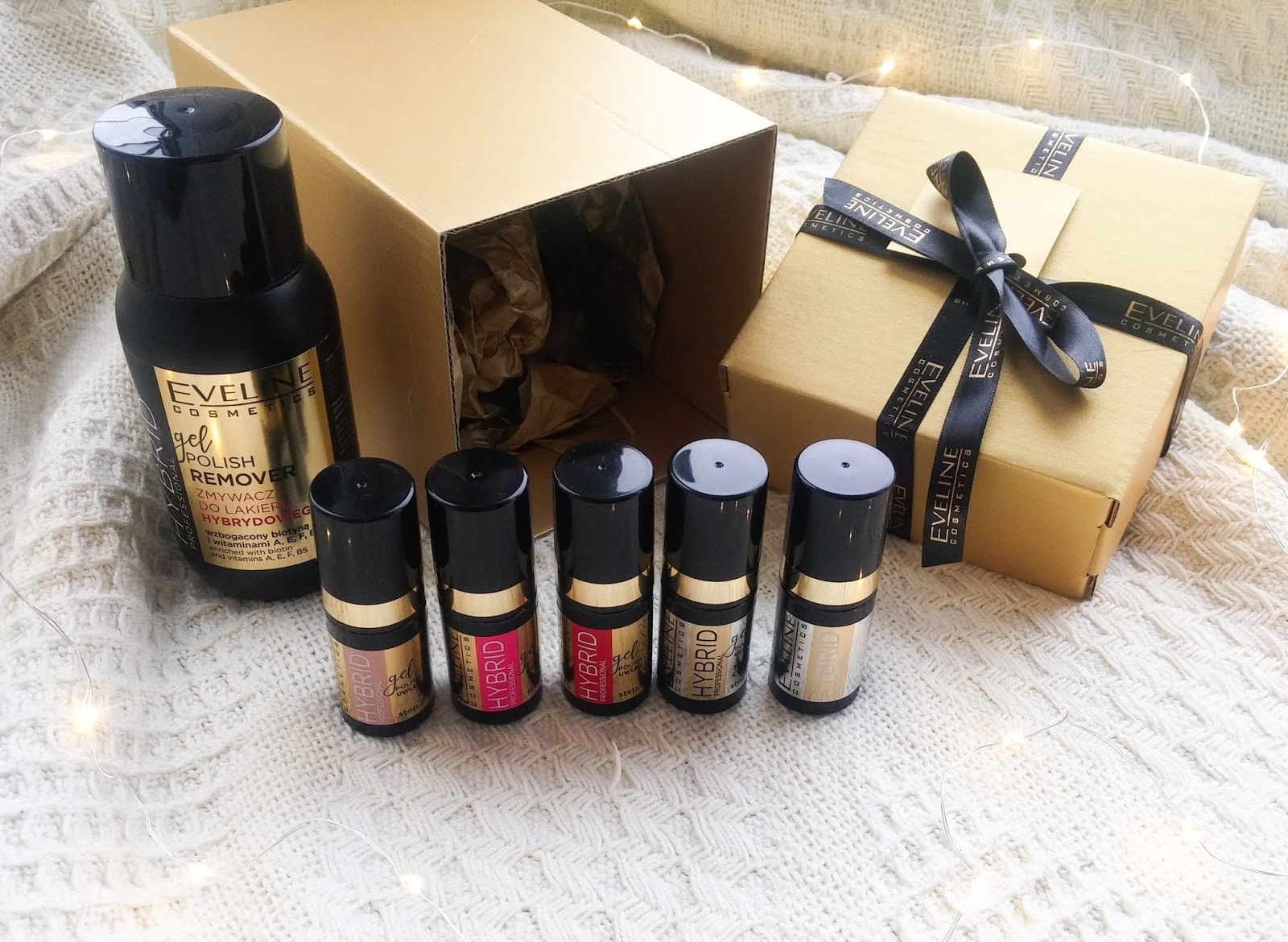 eveline cosmetics - unboxing