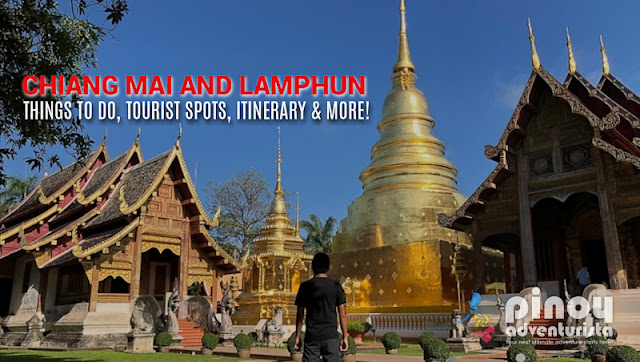 NEW UPDATED CHIANG MAI CHIANG MAI LAMPHUN THAILAND TARVEL GUIDE BLOGS ITINERARY TOURIST SPOTS