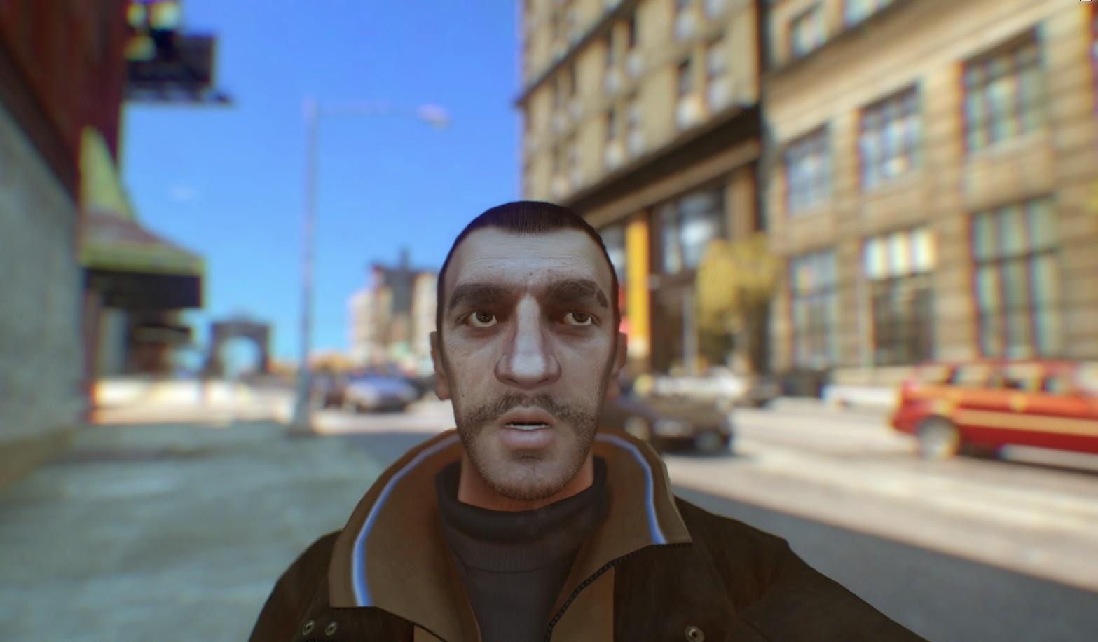 GTA X Scripting: GTA IV Selfie Mod