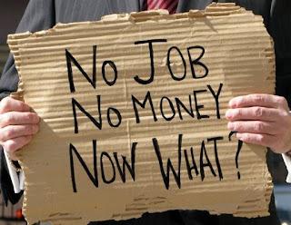 finances during unemployment