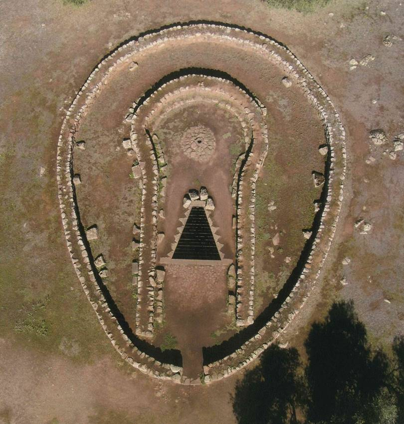 The mysterious Nuragic and sacred wells of the ancient era, about the purpose of which historians still argue, in our material