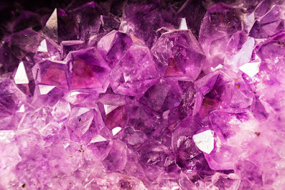 My personal experiences of the healing properties of amethyst.