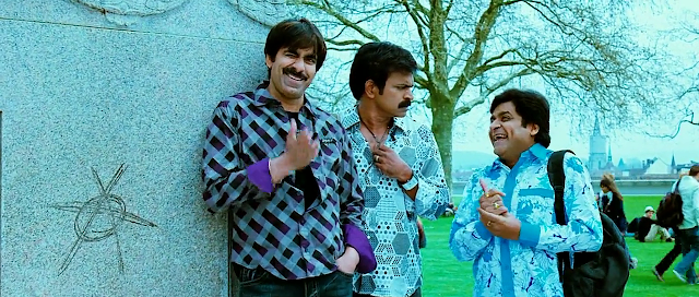 Don Seenu (2010) UnCut Full Movie Hindi 720p BluRay ESubs Download
