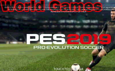 Download FTS Mod PES 2019 Apk v3.2 + Data OBB Terbaru