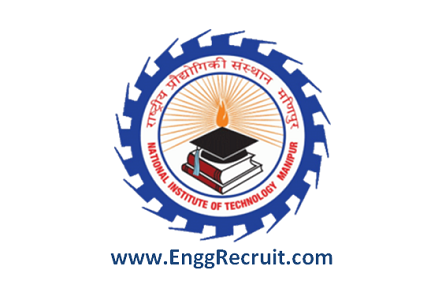 NIT Manipur Recruitment 2018
