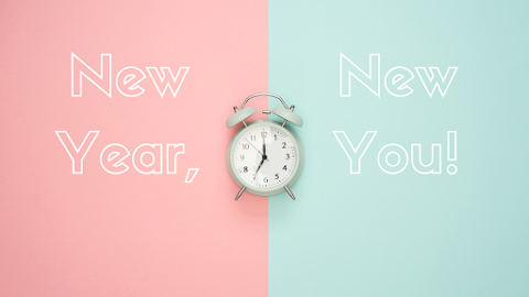 New Year, New You! (New Series too!) -Intro