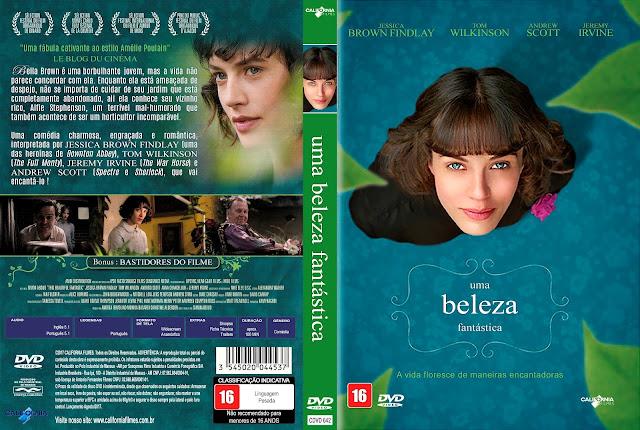 Capa DVD Uma Beleza Fantástica [Custom]