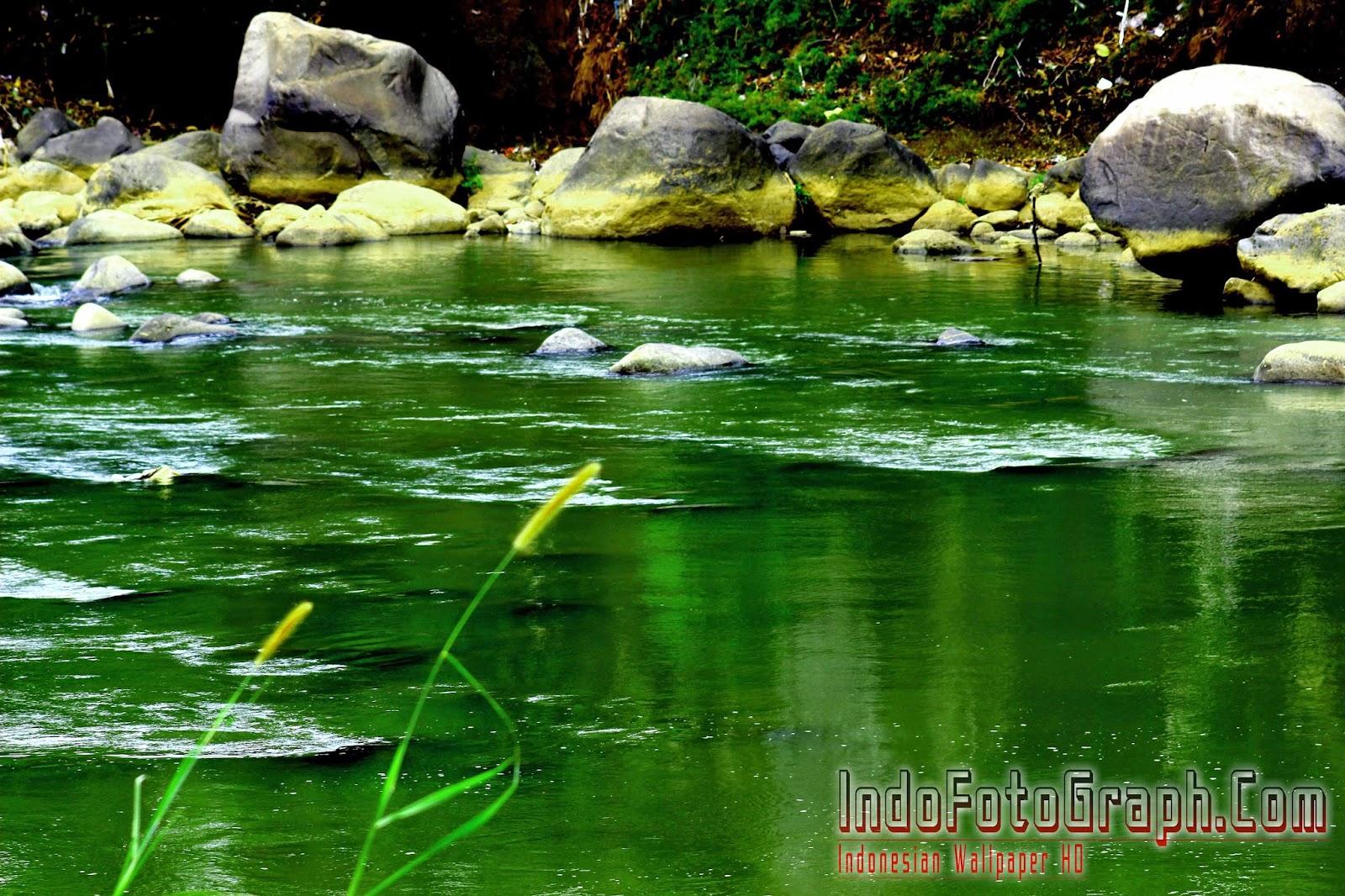 Pemandangan Alam Sungai Pemandanganoce