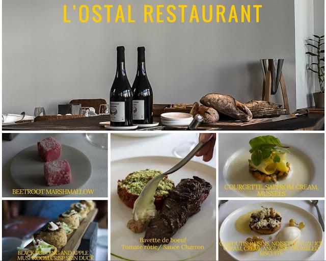 Restaurant A Charroux La Table Des Princes