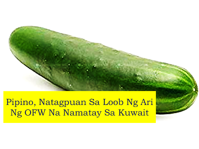 "This is another gruesome death of an overseas Filipino worker after Joanna Demafelis. What's so shocking about this is that, according to the report, a cucumber was found inserted inside the private part of the victim. the death is after the government of the Philippines and Kuwait signed a memorandum of understanding ensuring the welfare and safety of every OFW deployed in the Gulf state.       Ads  A Filipina Overseas Worker (OFW) suffered and died in the hands of her employer. Her gruesome death revealed that a cucumber was inserted in her private part, according to the Department of Labor and Employment (DOLE).  A Filipino household worker has died at the hands of her employer in Kuwait – reportedly black and blue and with a ""cucumber"" inside her private part, the Department of Labor and Employment (DOLE) announced Thursday.  Citing initial reports, Labor Secretary Silvestre Bello III said that the 47-year-old victim was rushed to Al Sabah Hospital last May 14 but was declared dead on arrival.  ""Her body bore various contusions and hematoma, with a 'cucumber' inside her private part,"" Bello said in a statement late Thursday.  Labor Secretary Silvestre Bello said that the 47-year-old Filipina, identified as Constancia Lago Dayag, from Agadanan, Isabela, was rushed to Al Sabah Hospital on Tuesday after suffering various contusions and hematoma. She was later pronounced dead and doctors found a ""cucumber"" inside her private part.  The Labor Department is now talking to the Kuwaiti government on how another gruesome death happened in the country.  A Filipino household worker has died at the hands of her employer in Kuwait – reportedly black and blue and with a ""cucumber"" inside her private part, the Department of Labor and Employment (DOLE) announced Thursday.  Citing initial reports, Labor Secretary Silvestre Bello III said that the 47-year-old victim was rushed to Al Sabah Hospital last May 14 but was declared dead on arrival.  The Filipina was deployed as a household service worker in January 2016 to Kuwait and returned in 2018 as a Balik-Manggagawa on a second contract with her Kuwaiti employer, according to the foreign affairs department.  The Philippine-Kuwait relations took a hit when the news of Pinay OFW Joanna Demafelis triggered public outcry when her body was found in a freeze years after she lost contact with her family.  The two governments then made arrangements to create a Memorandum of Understanding to ensure that Filipino workers' rights are protected.  A Filipina Overseas Worker (OFW) suffered and died in the hands of her employer. Her gruesome death revealed that a cucumber was inserted in her private part, according to the Department of Labor and Employment (DOLE).  Labor Secretary Silvestre Bello said that the 47-year-old Filipina, identified as Constancia Lago Dayag, from Agadanan, Isabela, was rushed to Al Sabah Hospital on Tuesday after suffering various contusions and hematoma. She was later pronounced dead and doctors found a ""cucumber"" inside her private part.  The Labor Department is now talking to the Kuwaiti government on how another gruesome death happened in the country.  The Filipina was deployed as a household service worker in January 2016 to Kuwait and returned in 2018 as a Balik-Manggagawa on a second contract with her Kuwaiti employer, according to the foreign affairs department.  The Philippine-Kuwait relations took a hit when the news of Pinay OFW Joanna Demafelis triggered public outcry when her body was found in a freeze years after she lost contact with her family.  The two governments then made arrangements to create a Memorandum of Understanding to ensure that Filipino workers' rights are protected.  Bello has expressed his deep sympathy for the death of the OFW and condemned the gruesome killing.   Ads      Sponsored Links    The Foreign Affairs Department in a statement said it is now coordinating with Kuwaiti authorities to conduct an investigation on the Filipina's death.  ""Embassy Charge d'Affaires Mohd. Noordin Pendosina N. Lomondot also said that the Embassy has also requested Kuwait's General Forensics and Evidence Department to expedite the release of the forensic report, which is usually processed within four to six weeks."" the DFA said in a statement."