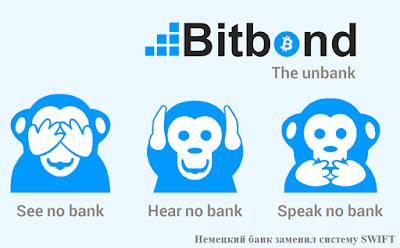 Немецкий банк заменил систему SWIFT