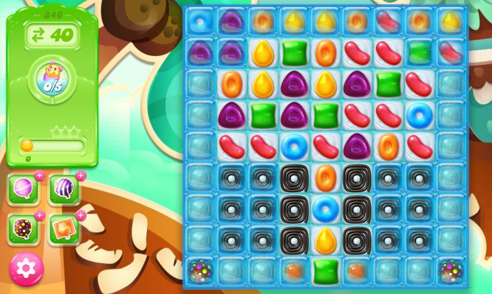 Candy Crush Jelly Saga 346