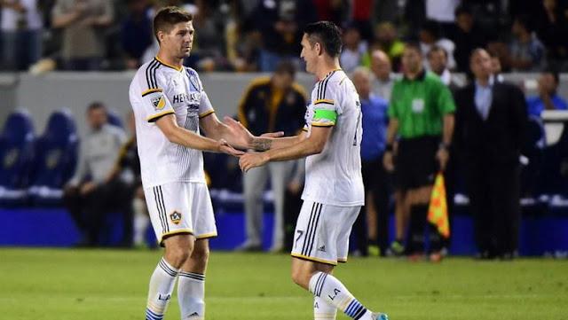 LA Galaxy Masih Inginkan Gerrard dan Keane