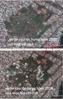 Nhóm luật sư hết đát tào lao về vụ vườn rau Lộc Hưng