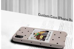 Tutorial Mockup Custom Case Iphone Xs (Update)