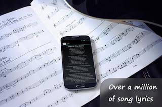 aplikasi lirik lagu android terbaik