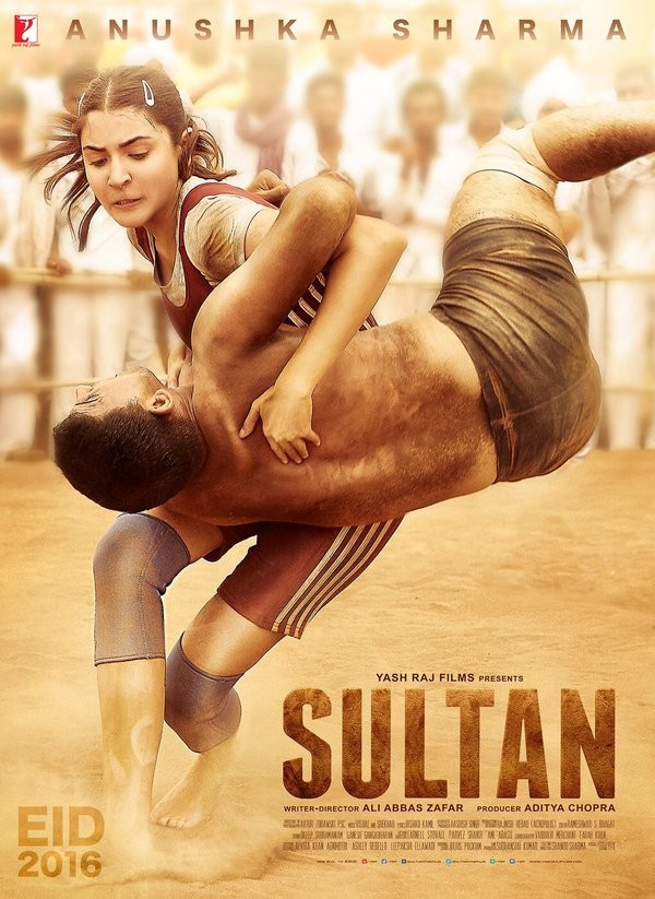 full cast and crew of bollywood movie Sultan 2016 wiki, Salman Khan, Anushka Sharma, Sultan budget, box office, news, story, release date, Actress name poster, trailer, Photos, Wallapper