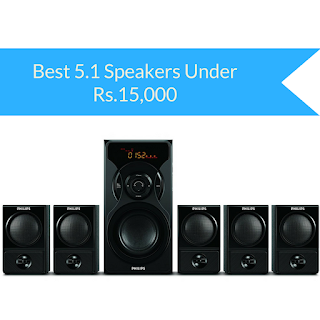 Best 5.1 Speakers Under 15000