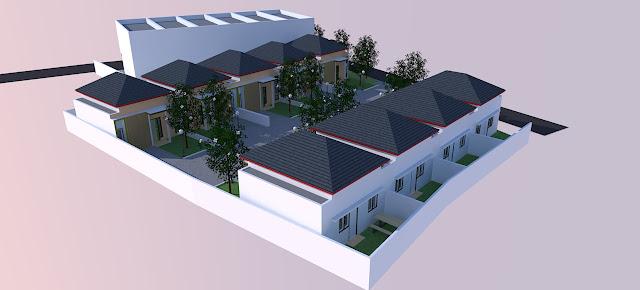 Mini Town House