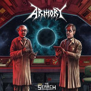 """Το τραγούδι των Armory """"Hisingen Warriors"""" από το album """"The Search"""""""