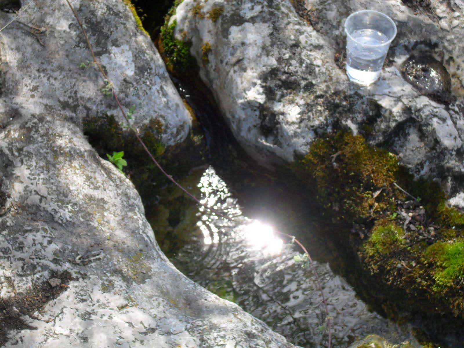 szent víz a látáshoz