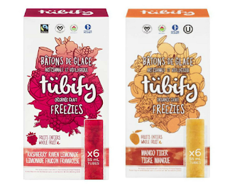 FREE Box of Tubify's Organic Freezies - Social Nature