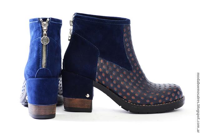 Botas 2016 de mujer Saverio Di Ricci. Moda invierno 2016 botas de mujer.