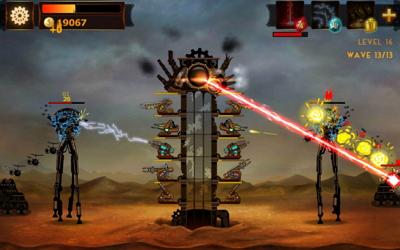 Steampunk Tower MOD APK Unlimited Money