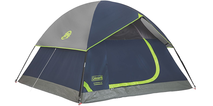 3-person dome tent - quick and easy to set up u2022 Spacious interior room to move u2022 Dome design for quick setup 10 minutes  sc 1 st  TechCinema & Top 10 Best Camping Tents Under $100 | TechCinema