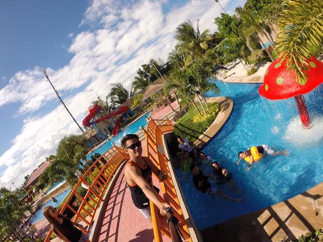 Startwinklepanda Tubigan Garden Resort