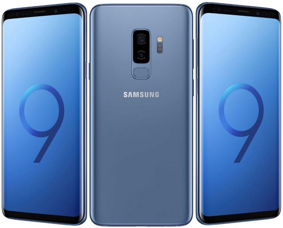 Samsung Galaxy S9 Plus (SM-G965F_DS) Official Repair Firmware