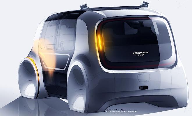 VW Group Sedric sketch