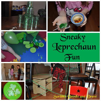 Fun St. Patrick's day tricks and pranks to do on your kids and class
