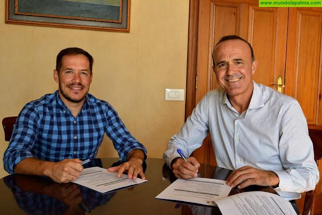 El Fdcan apuesta por el despegue de las infraestructuras turísticas en La Palma