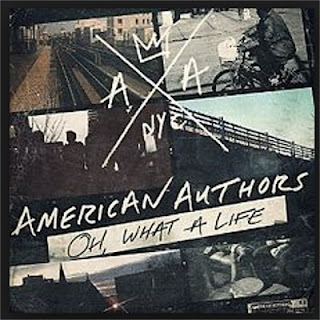 Chord American Authors - Best Day In My Life