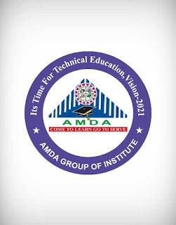 amda institute of engineering & technology vector logo, amda, institute, engineering, technology, vector, logo, college, education, campus, school