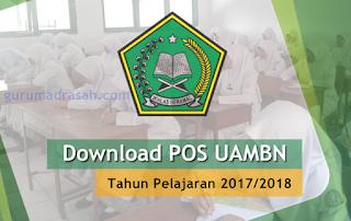 pos uambn 2017-2018