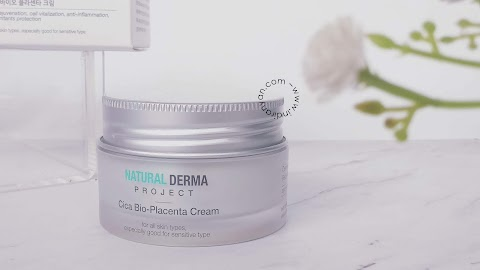 [REVIEW] Natural Derma Project - Cica Bio-Placenta Cream*