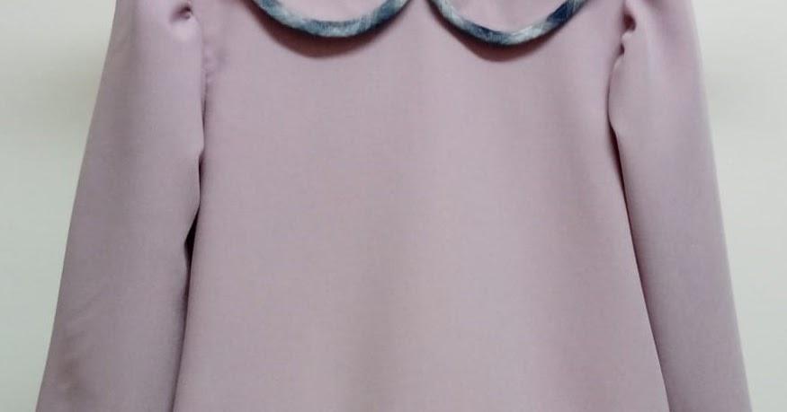 204e4e891 Escuela de Diseño de Moda Marper  Vestido niña con volantes