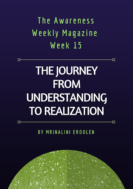Journey From Understanding To Realization