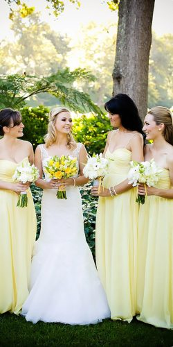 18 YELLOW BRIDESMAID DRESSES TO MAKE THIS DAY BRIGHT