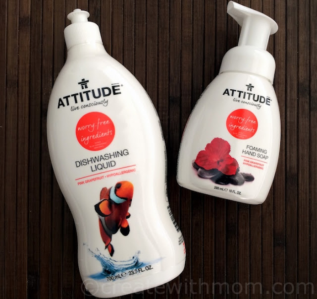 attitude home cleaning products