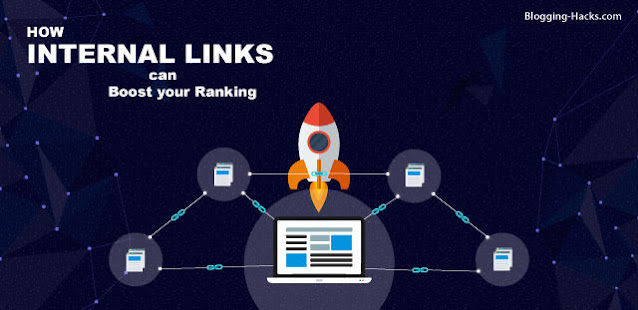 How Internal links can boost your ranking