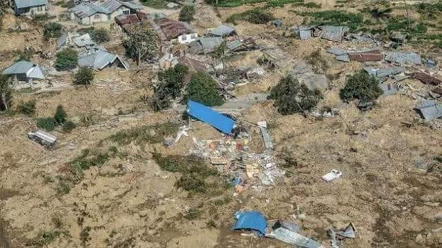 Belum Ada Kabar, 10 Orang Asal Sangalla Ini Diharapkan Selamat dari Tsunami dan Gempa di Palu