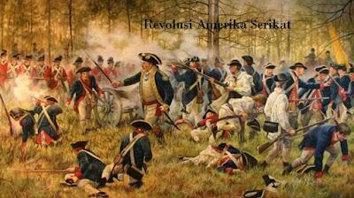 Proses jalannya perang Revolusi Amerika Serikat - berbagaireviews.com