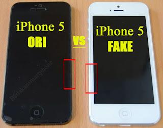 Perhatikan Ketebalan Tepi Layar iPhone 5