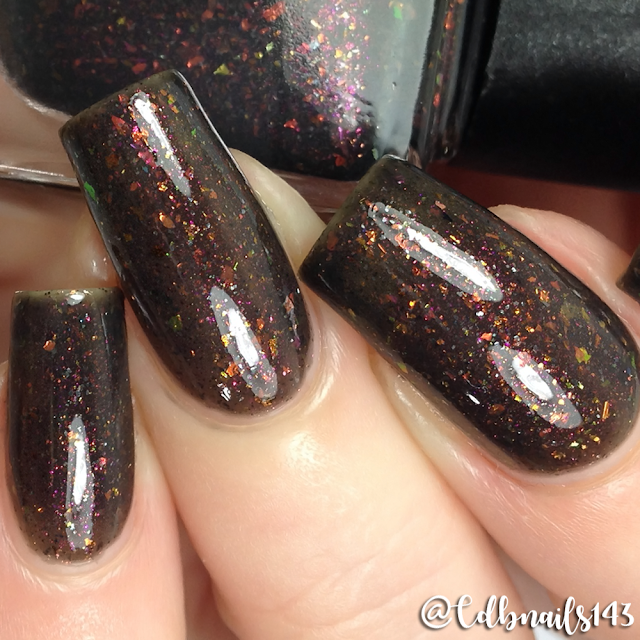Night Owl Lacquer-Dragons