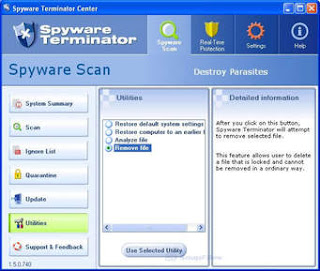 Spyware Terminator Latest Version 3.0.1.112 (2018) Free Download For Windows